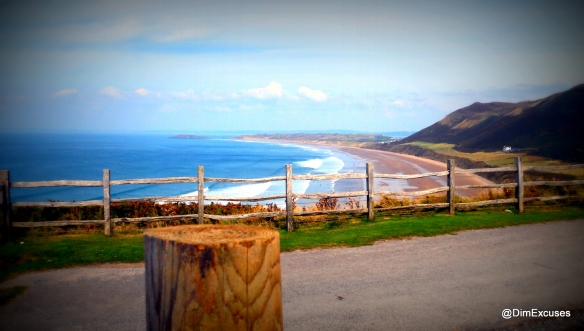 Rhossili Bay, Gower, DimExcuses Beach Guide