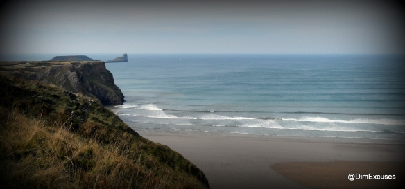 Worms Head, Rhossili Bay