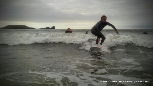 DimEXcuses Surf Gower