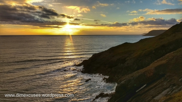 Gower Sunset